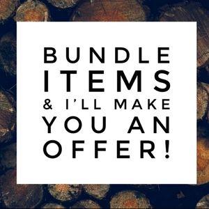Big savings on Bundle deals